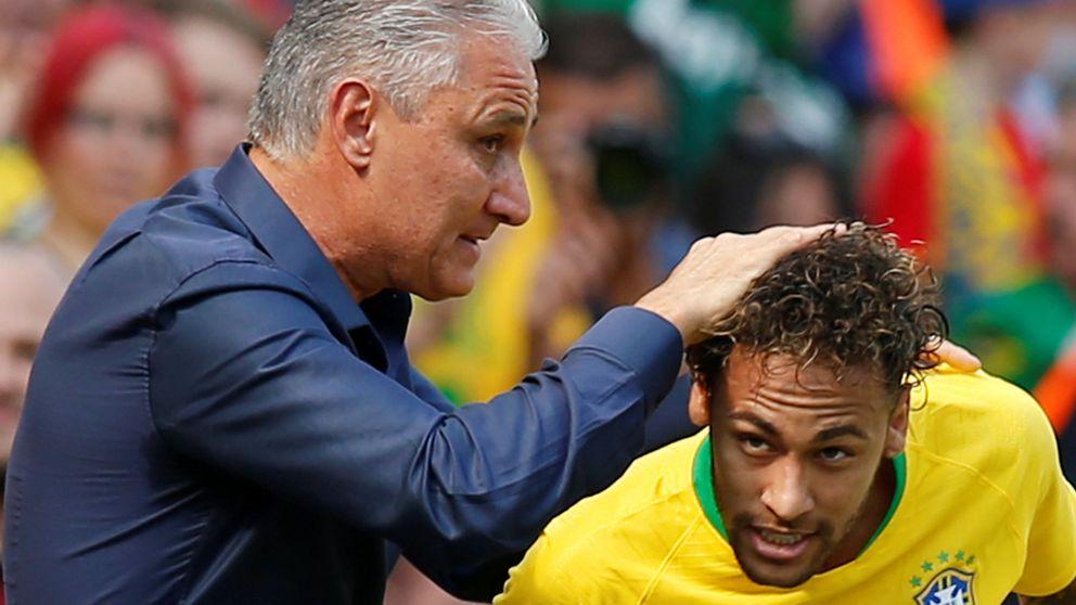 El candidato Tite al Real Madrid o la última maniobra para seducir a Neymar