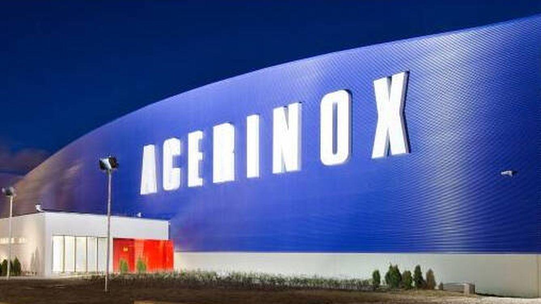 Acerinox modera pérdidas tras dar por solucionados los problemas en su planta de EEUU