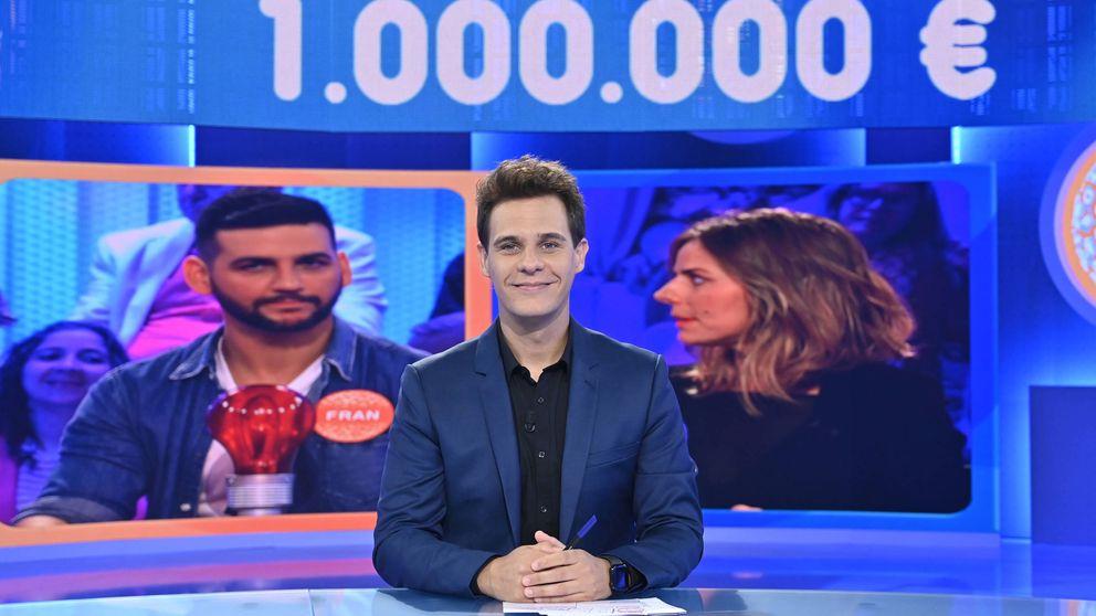Sube la emoción en 'Pasapalabra': su bote ya supera el millón de euros