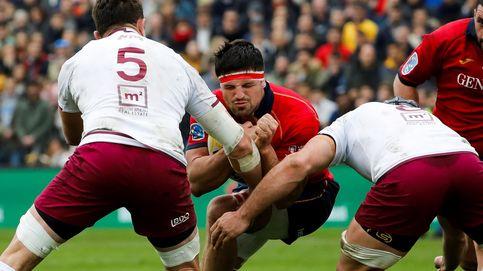 El golpe de España de rugby contra una pared o por qué todavía no es su momento