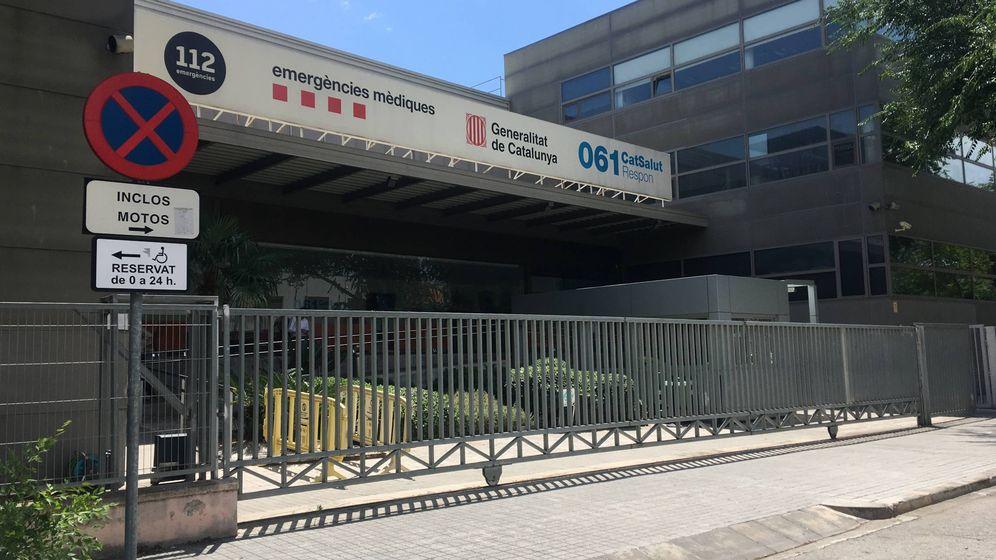 Foto: Edificio del Sistema de Emergencias Médicas (SEM) de Cataluña. (EC)
