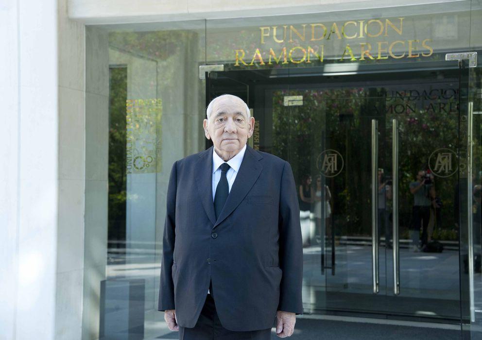 Foto: El presidente del Corte Inglés, Isidoro Álvarez, este domingo tras la presentación de resultados.