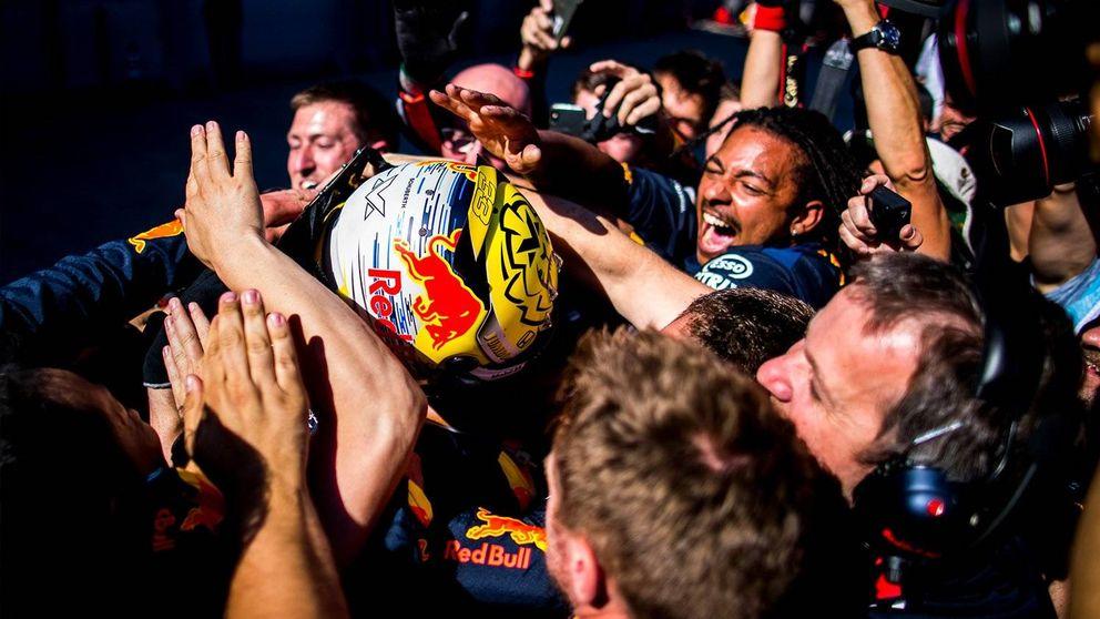 La increíble victoria que podría cambiar el destino de Max Verstappen en Red Bull