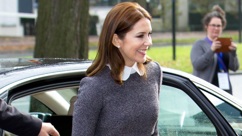 Foto: La princesa Mary en La Haya (CP)