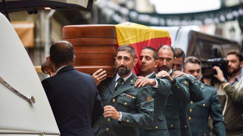 Condecoran el agente de la Guardia Civil que murió de un disparo en Granada