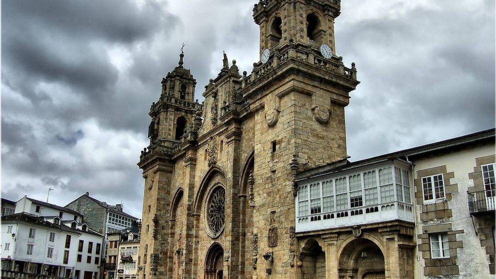 ¿Quién destruyó el yacimiento arqueológico de Mondoñedo en Lugo?