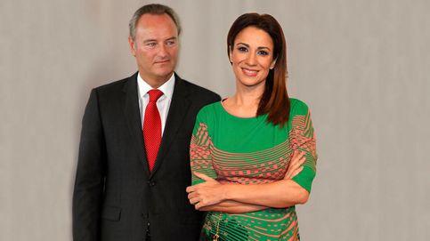 Silvia Jato y Alberto Fabra pasean su amor por Fitur