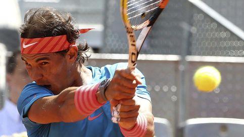 Nadal 'pone en su sitio' a Dimitrov y se mete en las semifinales de Madrid