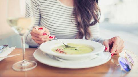 El protocolo de la sopa: reglas que debes seguir para quedar bien