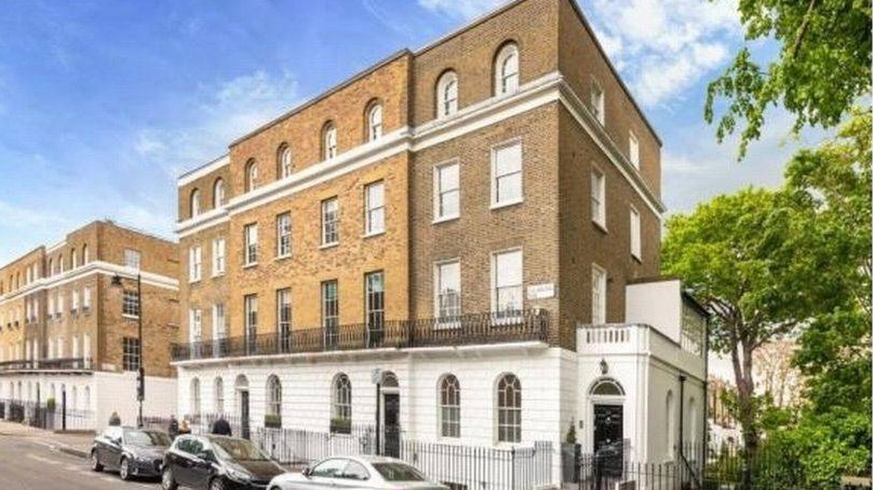 La mansión de Boris Johnson. (Chestertons)