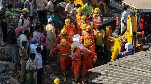 Tres muertos y nueve heridos en Bombay