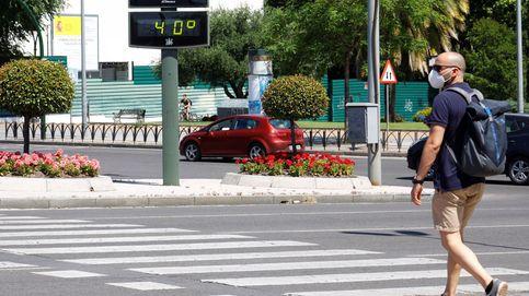 Alerta por altas temperaturas que podrían llegar a los 40ºC en Córdoba y Sevilla