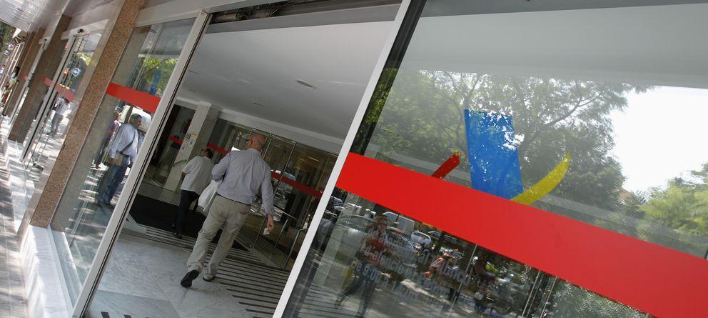 Foto: Una oficina de la Agencia Tributaria (Reuters)