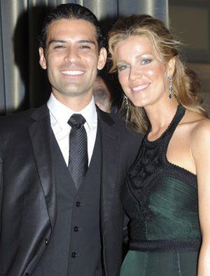 Jaydy Michel y Rafa Márquez se casan por sorpresa