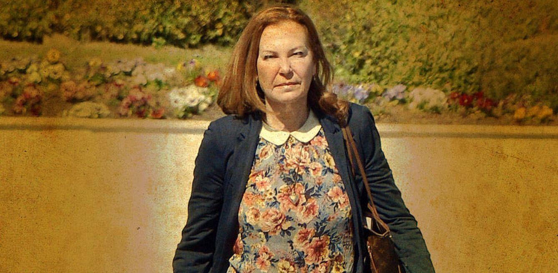 Foto: La empresaria Celia García Obregón, hermana de la televisiva Ana. (Gtres)