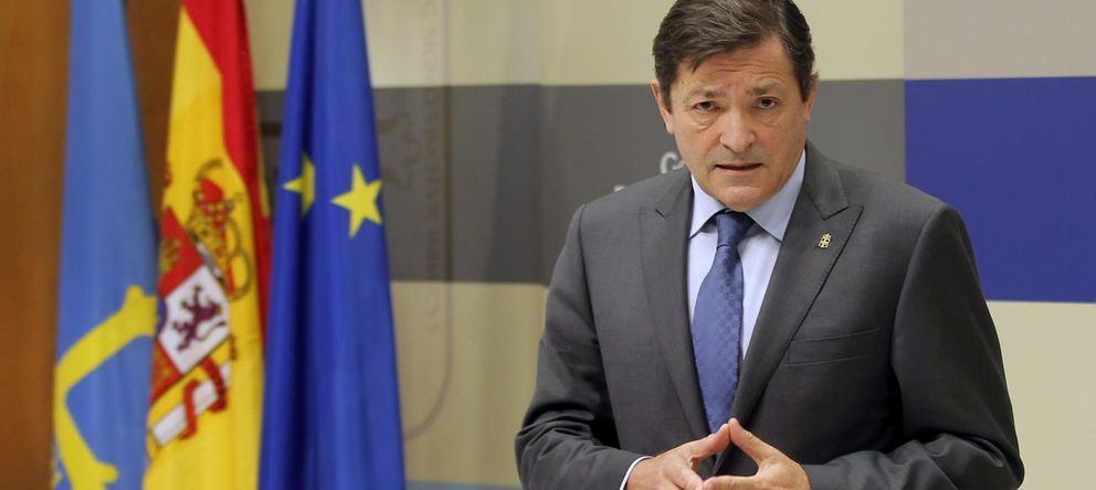 Foto: El presidente del Gobierno de Asturias, Javier Fernández. (EFE)