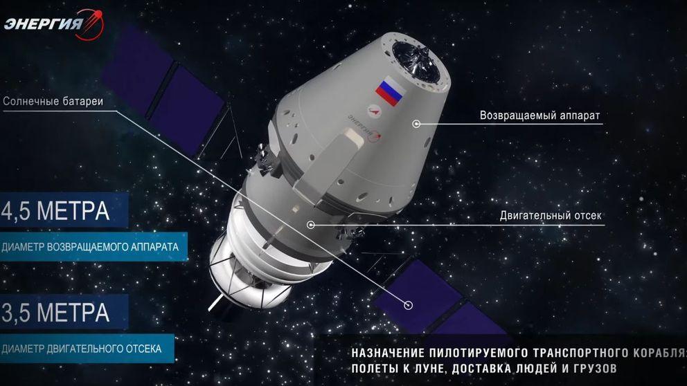Federatsiya, la nave con la que Rusia quiere dominar de nuevo el espacio