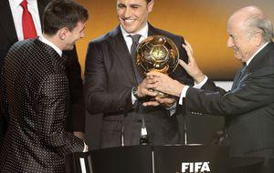 De Yashin a Cannavaro: los diez momentos que cambiaron la historia del Balón de Oro