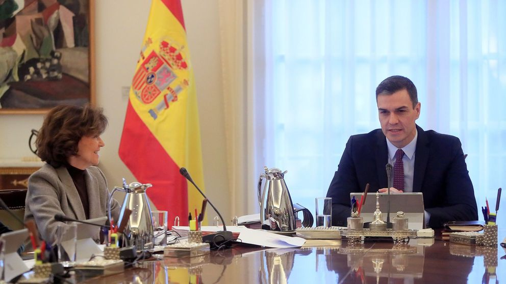 El Gobierno sacará de la mesa con el Govern la reforma del delito de sedición