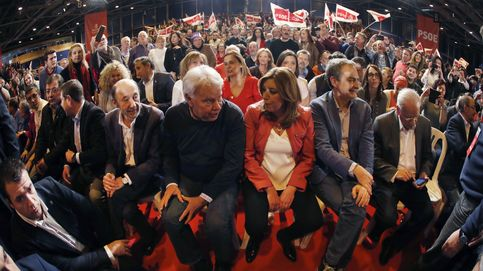 Los teloneros de Díaz convierten su estreno en una defensa del orgullo del PSOE