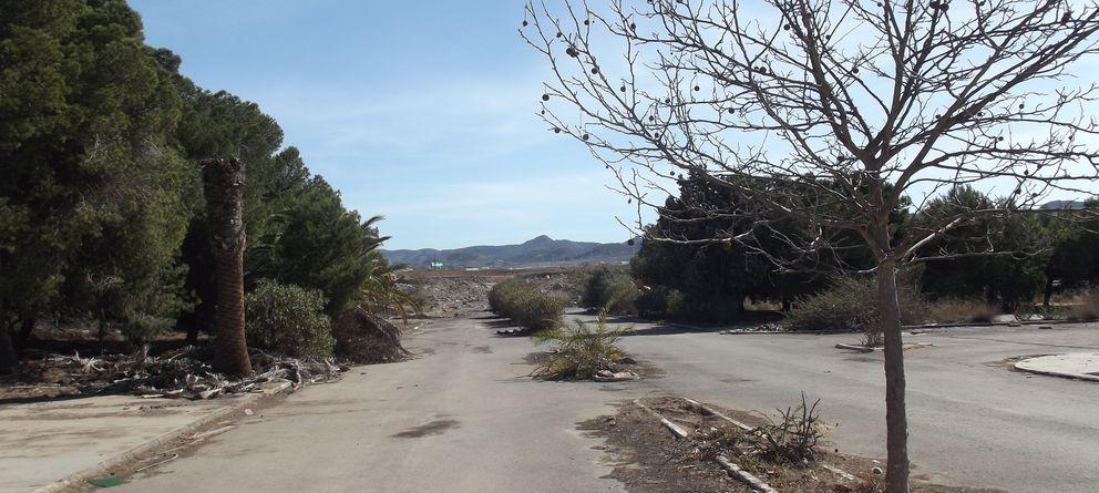 Foto: Estado actual de los terrenos de Española del Zinc.