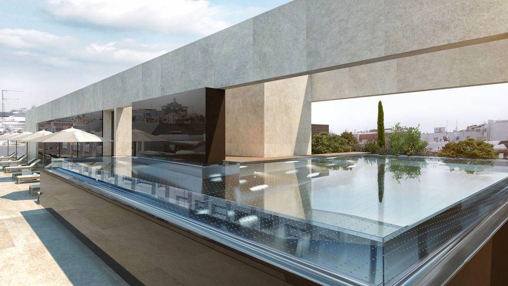 Vivienda los ticos el ltimo capricho de los ricos que for Aticos con piscina