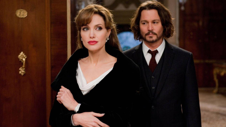 Foto: Angelina Jolie y Johnny Depp en una imagen de 'The Tourist' (Gtres)