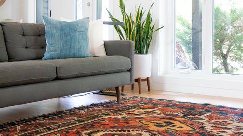 Da un giro a la decoración de tu casa con estas 6 alfombras