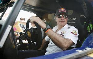 Sainz: Si Ferrari no da el nivel, no sé la paciencia que tendrá Alonso