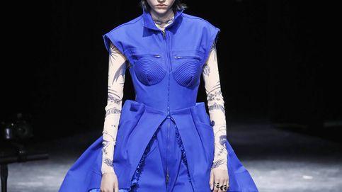 El exitoso experimento de Jean Paul Gaultier en la alta costura