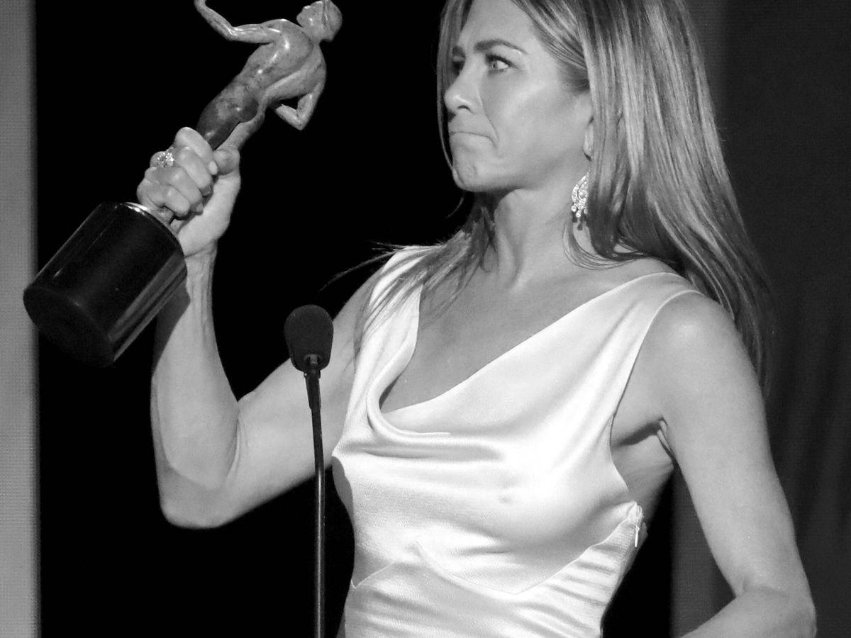 Foto: Jennifer Aniston en una imagen de archivo. (Getty)