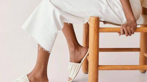4 sandalias blancas de tendencia en Mango, Massimo Dutti y H&M