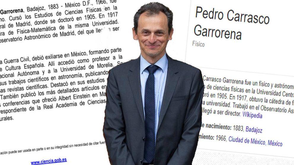 El Gobierno tira de Wikipedia para indultar a los siete científicos represaliados por Franco