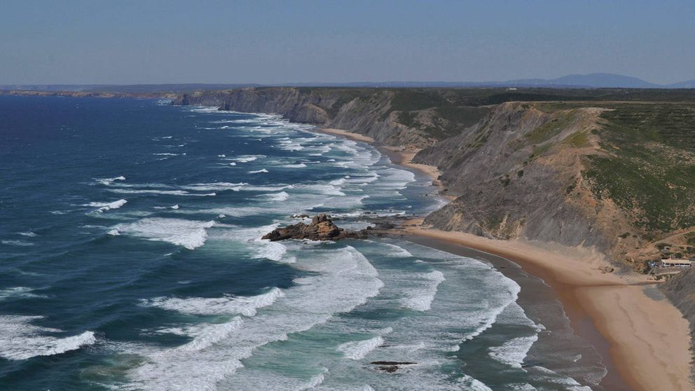 La espectacular Costa Vicentina, un paraíso desconocido en Portugal