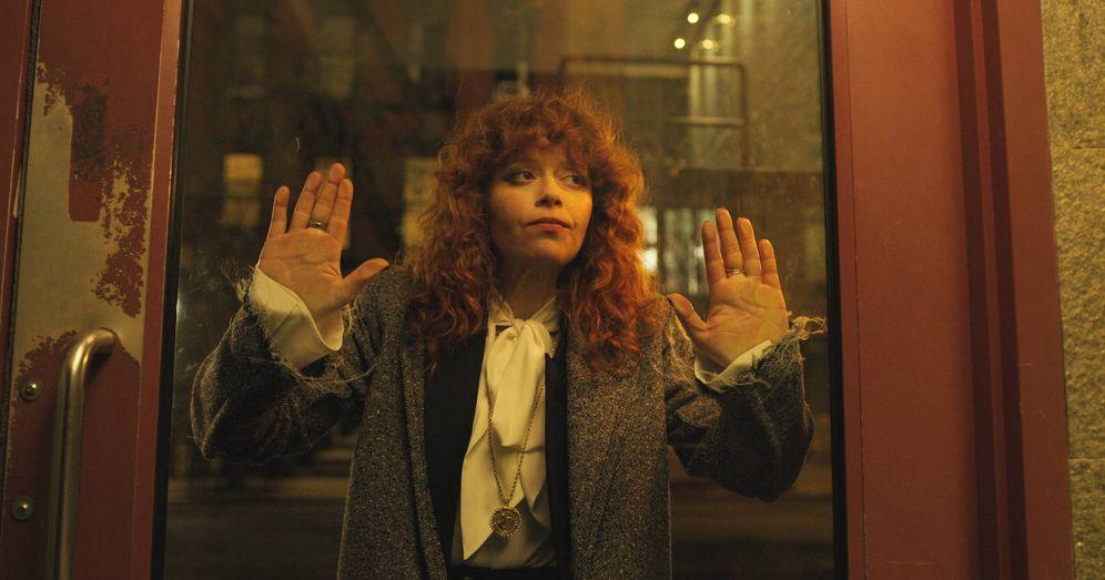 Foto: Natasha Lyonee en una imagen de 'Muñeca Rusa'. (Netflix)