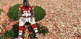 Post de Gana la Super Bowl y lo celebra pagando la adopción de un centenar de perros