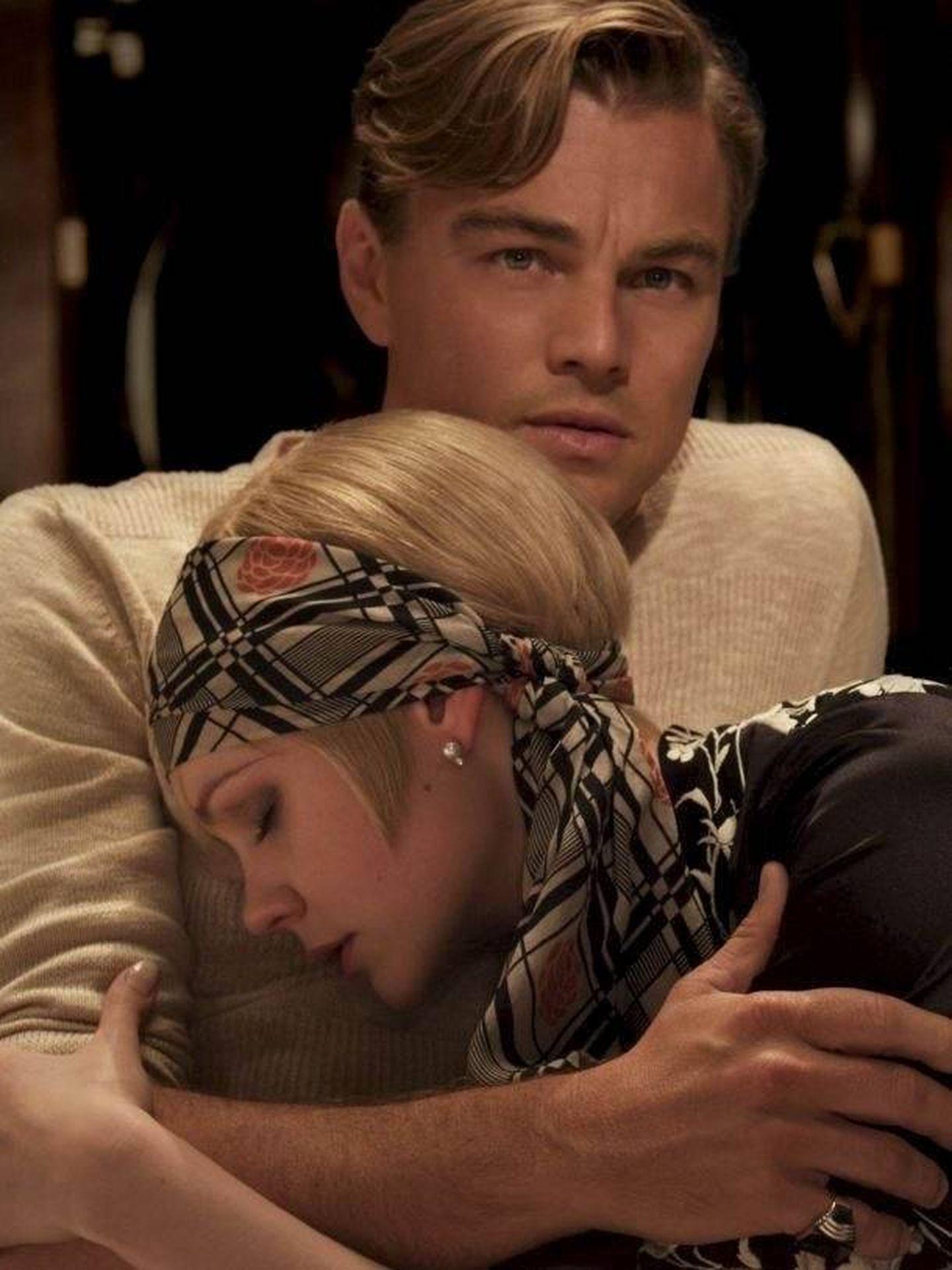 Leonardo DiCaprio y Carey Mulligan, en 'El gran Gatsby'. (Cordon Press)