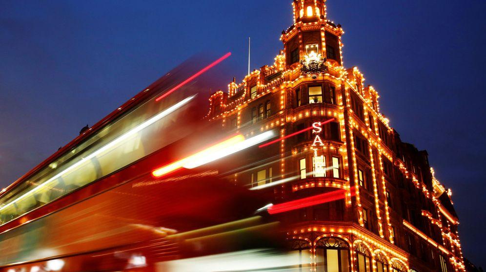 Foto: La icónica Harrods, en Londres. (Reuters)
