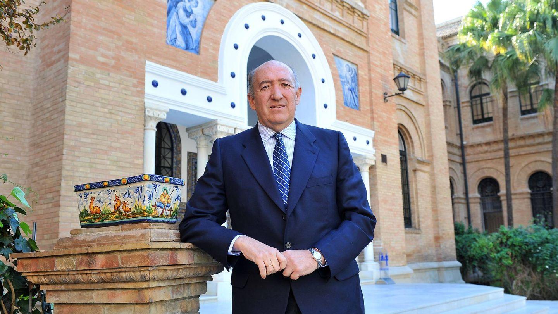 Antonio García de Castro, director del Instituto San Telmo. (Foto: IIST)