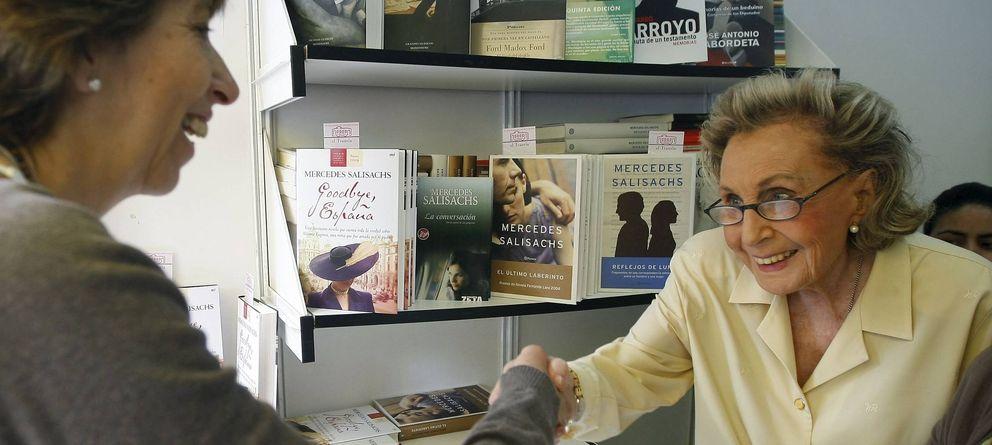 Foto: Fallece la escritora Mercedes Salisachs