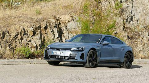 Audi e-tron GT la berlina deportiva cero emisiones del futuro que ya está a la venta