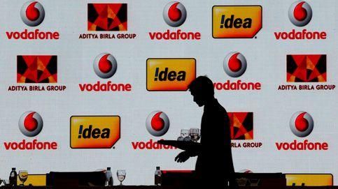 Se disparan los rumores de la posible salida de Vodafone de la India