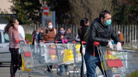 Italia endurece la cuarentena e interrumpe las actividades productivas no esenciales