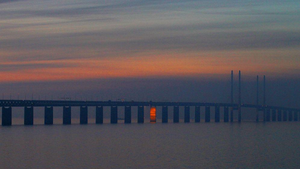 Foto: El puente de Oresund, que comunica Dinamarca y Suecia, sería el ejemplo a seguir (Reuters/Yves Herman)