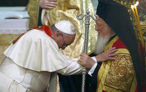 ¿Puede el Papa unificar las Iglesias cristianas un milenio después?