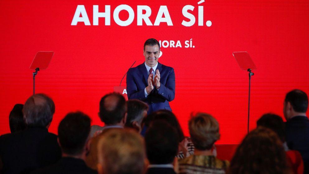 Sánchez insiste en su estrategia: pide un Gobierno  fuerte frente al muro del bloqueo