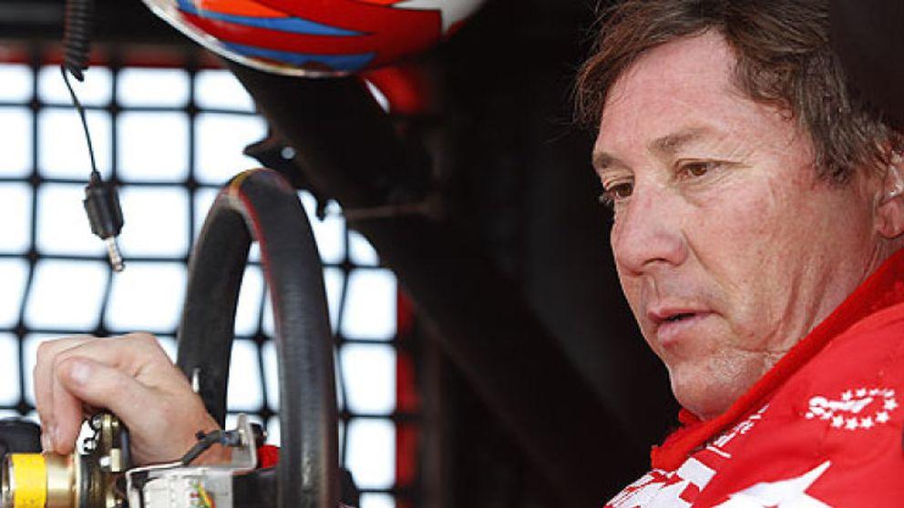 Antonio Albacete se plantea correr el Rally Dakar en coche en un futuro