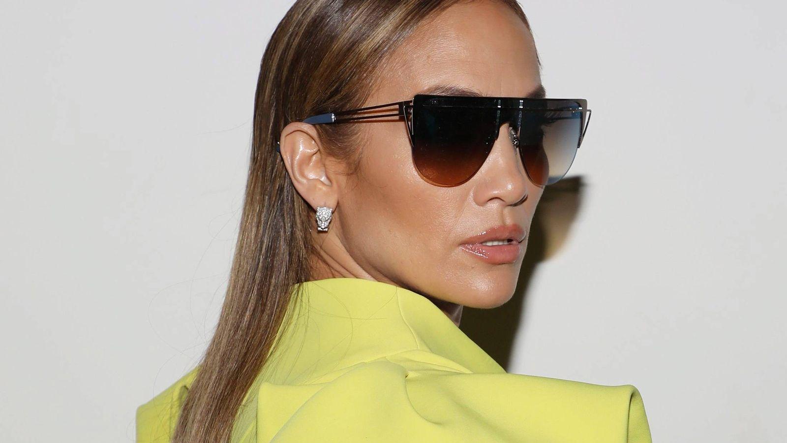 Foto: Jennifer Lopez, puro glamour. (Cordon Press)