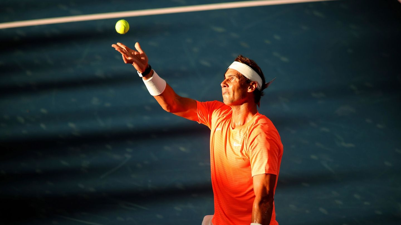 El tenista Rafa Nadal. (Efe)