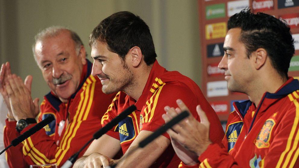 Xavi: Se arreglarán, pero las palabras de Del Bosque me sorprendieron